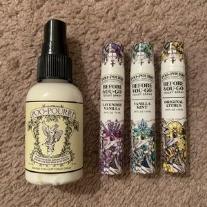 Poo-Pourri Toilet Spray Bundle